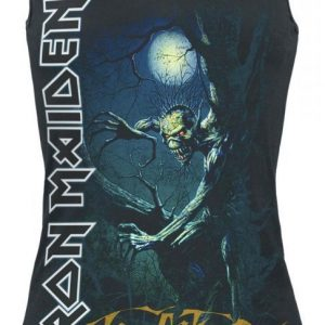 Iron Maiden Fear Of The Dark Toppi