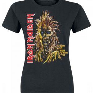 Iron Maiden First Album Naisten T-paita