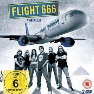 Iron Maiden Flight 666 The Film Blu-Ray