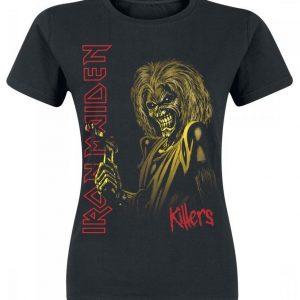 Iron Maiden Killers Naisten T-paita