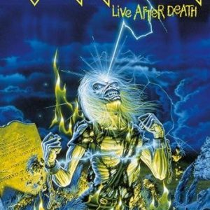 Iron Maiden Live After Death DVD