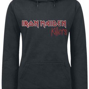 Iron Maiden Local Killers Naisten Huppari