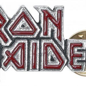 Iron Maiden Logo Pinssi