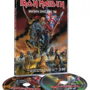 Iron Maiden Maiden England '88 DVD