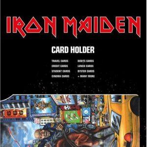 Iron Maiden New York Kortinpidike