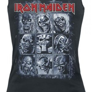 Iron Maiden Nine Eddies Naisten Toppi