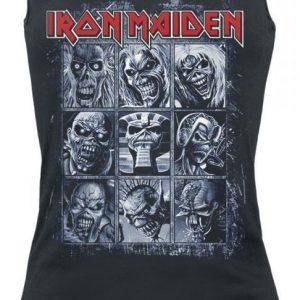 Iron Maiden Nine Eddies Naisten Toppi