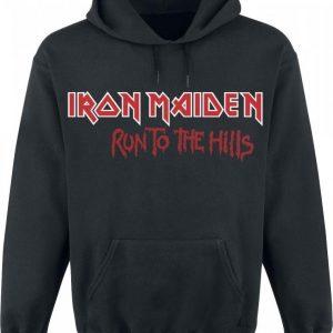 Iron Maiden Run To The Hills Huppari