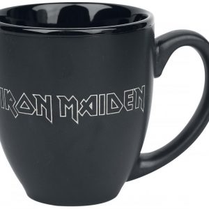 Iron Maiden Tails Logo Muki Mattamusta