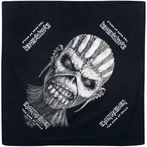 Iron Maiden The Book Of Souls Bandana