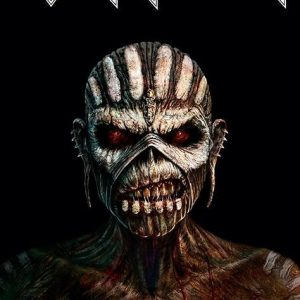 Iron Maiden The Book Of Souls Juliste Paperia