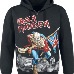 Iron Maiden The Trooper Battlefield Vetoketjuhuppari