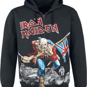 Iron Maiden The Trooper Battlefield Vetoketjuhuppari
