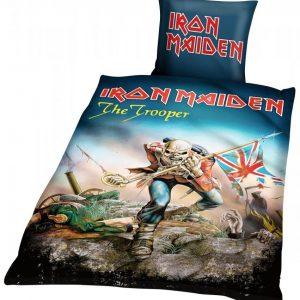 Iron Maiden The Trooper Vuodevaatteet Monivärinen