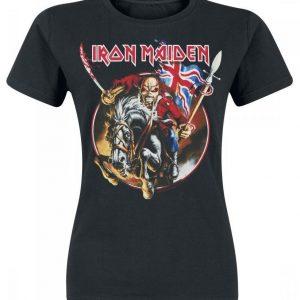 Iron Maiden Trooper Naisten T-paita