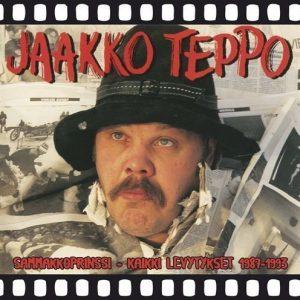 Jaakko Teppo - Sammakkoprinssi - Kaikki Levytykset