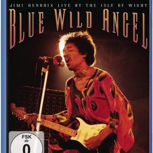 Jimi Hendrix Blue Wild Angel: Live At The Isle Of Wight Blu-Ray