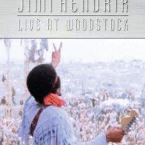 Jimi Hendrix Live At Woodstock DVD