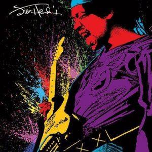 Jimi Hendrix Paint Juliste Paperia