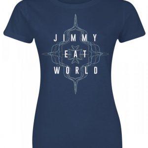 Jimmy Eat World Flower Wave Naisten T-paita