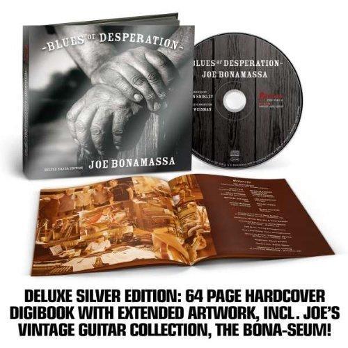 Joe Bonamassa - Blues Of Desperation (Deluxe Silver Edition)