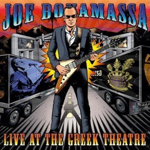 Joe Bonamassa - Live At The Greek Theatre (3LP)