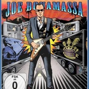 Joe Bonamassa Live At The Greek Theatre Blu-Ray