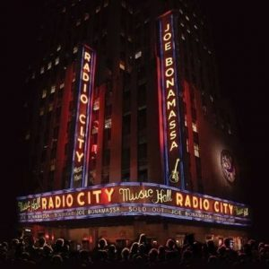 Joe Bonamassa - Live at Radio City Music Hall (CD+DVD)