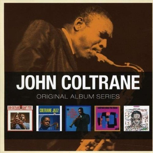 John Coltrane - Original Album Series (5CD)