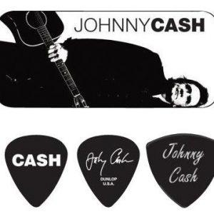 "Johnny Cash Dunlop Legend"" Pick Tin"" Plektrasetti"