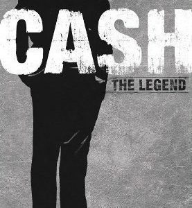 Johnny Cash - The Legend (4CD)