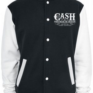 Johnny Cash Whiskey Label Baseball-Takki