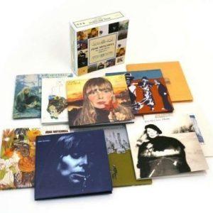 Joni Mitchell - The Studio Albums 1968-1979 (10CD)