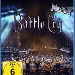 Judas Priest Battle Cry Blu-Ray