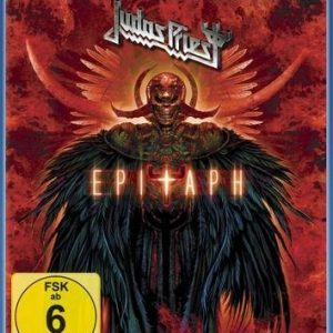 Judas Priest Epitaph Blu-Ray