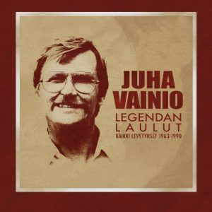 Juha Vainio - Legendan laulut (10 CD + Booklet)
