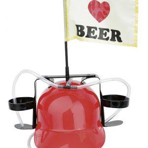 Juomakypärä I Love Beer Juomakypärä