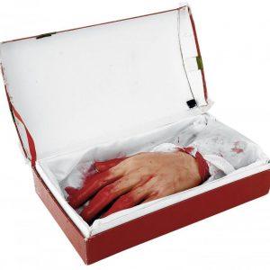Käsi Bloody Hand Pilailutuotteet