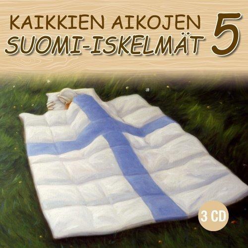 Kaikkien Aikojen Suomi-Iskelmät 5 (3CD)
