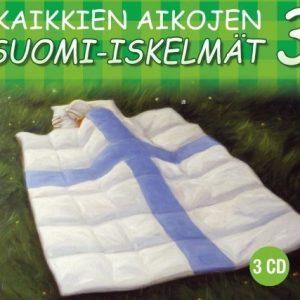 Kaikkien Aikojen Suomi-iskelmät 3 (3CD)