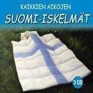 Kaikkien aikojen Suomi-iskelmät (3 CD)