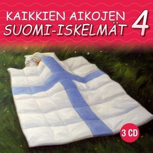 Kaikkien aikojen Suomi-iskelmät 4  (3CD)
