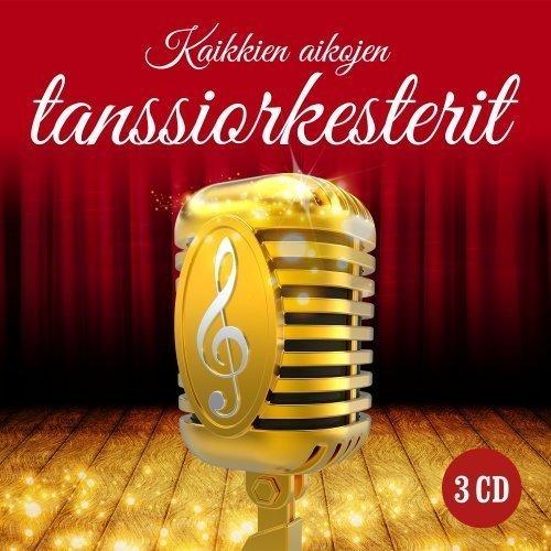 Kaikkien aikojen tanssiorkesterit (3CD)