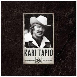 Kari Tapio - Muukalainen oon kai - 14 Country helmeä
