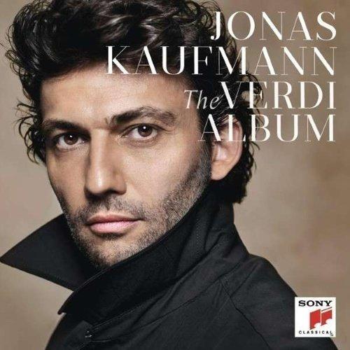 Kaufmann Jonas - The Verdi Album
