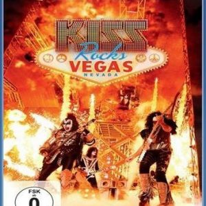 Kiss Kiss Rocks Vegas Blu-Ray
