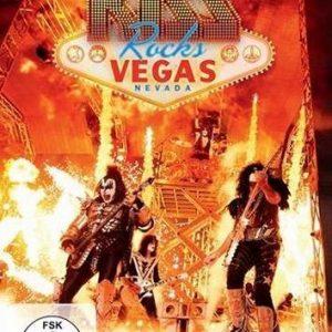 Kiss Kiss Rocks Vegas DVD