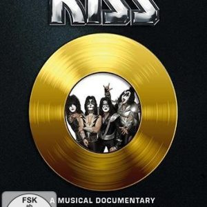 Kiss The Story Of Kiss DVD
