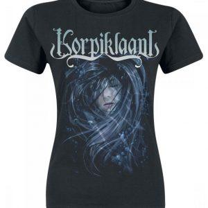 Korpiklaani Maiden Naisten T-paita