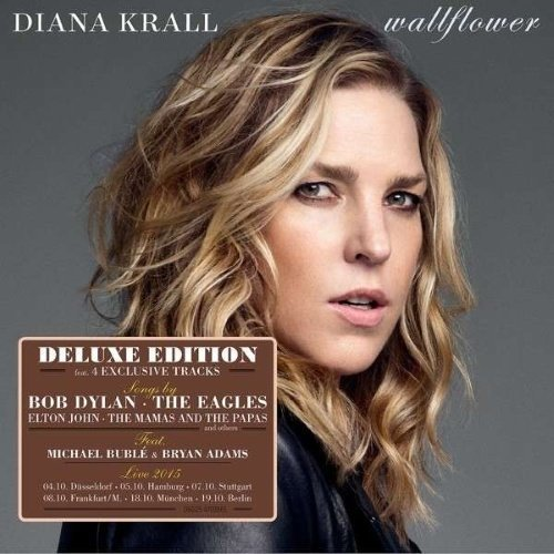 Krall Diana - Wallflower - Deluxe Edition